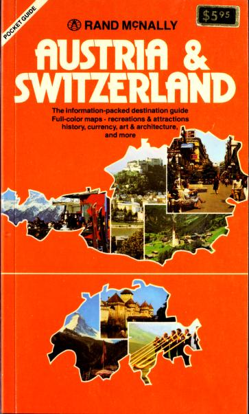 Austria & Switzerland by Harrison, John