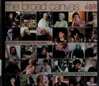 Cover of: The broad canvas | Linda Rogers