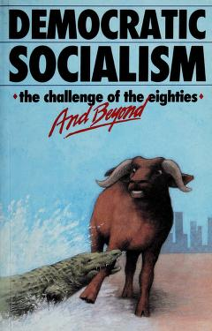 Cover of: Democratic socialism | sponsored by the Boag Foundation ; edited by Donna Wilson.