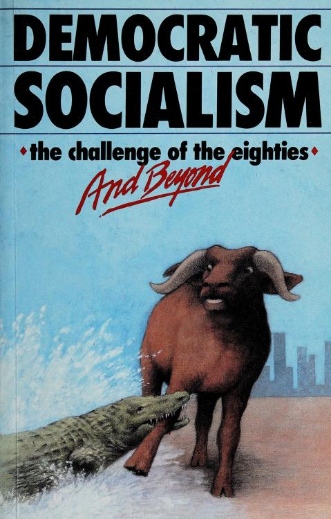 Democratic socialism by sponsored by the Boag Foundation ; edited by Donna Wilson.