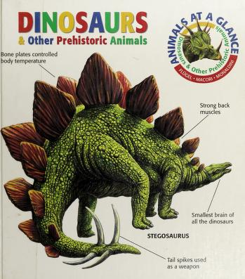 Cover of: Dinosaurs & other prehistoric animals | Maria Flügel