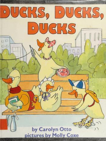 Cover of: Ducks, ducks, ducks | Carolyn Otto