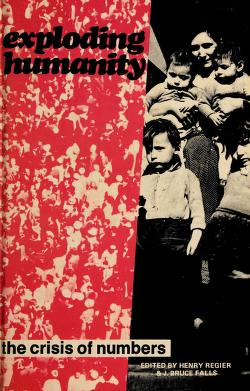 Cover of: Exploding humanity | International Teach-In (4th 1968 Toronto, Ont.)