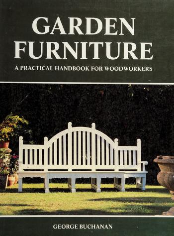 Cover of: Garden furniture | Buchanan, George