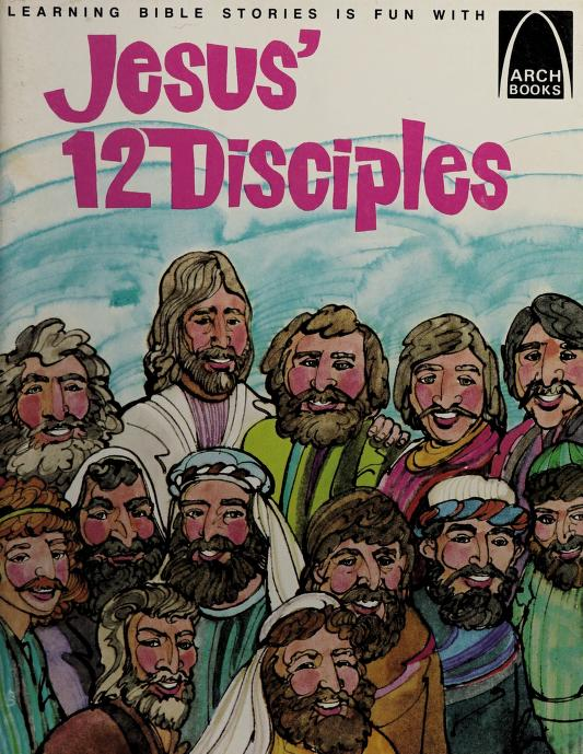 Jesus' Twelve Disciples by L. Ulmer