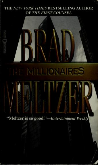 Cover of: The millionaires | Brad Meltzer