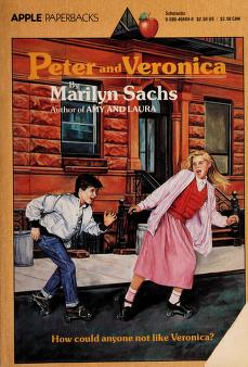 Cover of: Peter and Veronica (Apple Classics) | Marilyn Sachs