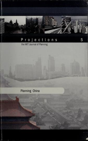 Projections by Massachusetts Institute of Technology. Dept. of Urban Studies and Planning