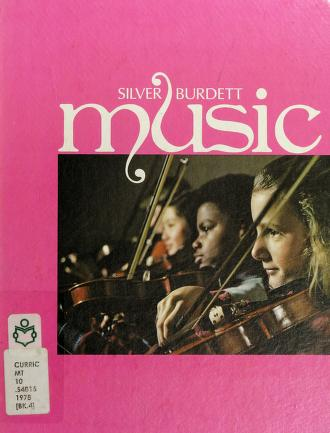 Cover of: Silver Burdett Music | Elizabeth Crook et al